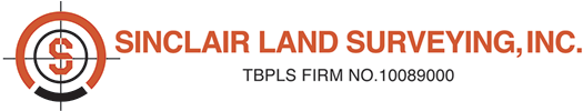 Sinclair Land Surveying, Inc., Logo
